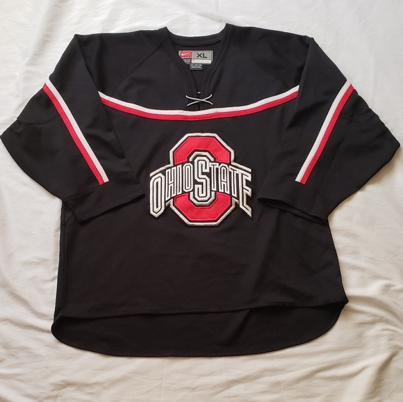 wholesale dealer 4f66d e783d The Ohio State hockey jersey